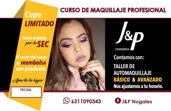 J & P Cosmetics